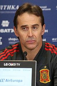 Spanish Football Federation (RFEF)  sacked Their National Team Coach  Julen LopeteguiArgote