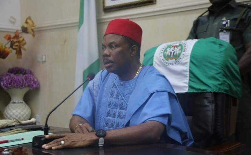 Obiano Empowers Okada Operators With ₦765m, Makes Them Bus Owners