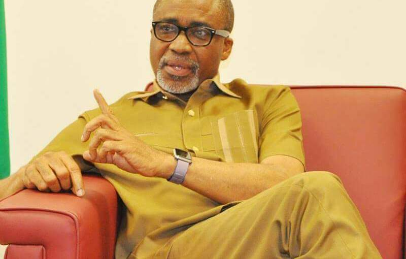 News Update :DSS arrests Sen Enyinnaya Abaribe