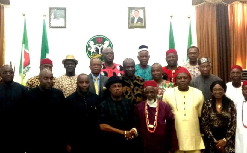 May Ekweme's Death bring Lasting Peace in the family, Oko ~Obiano.