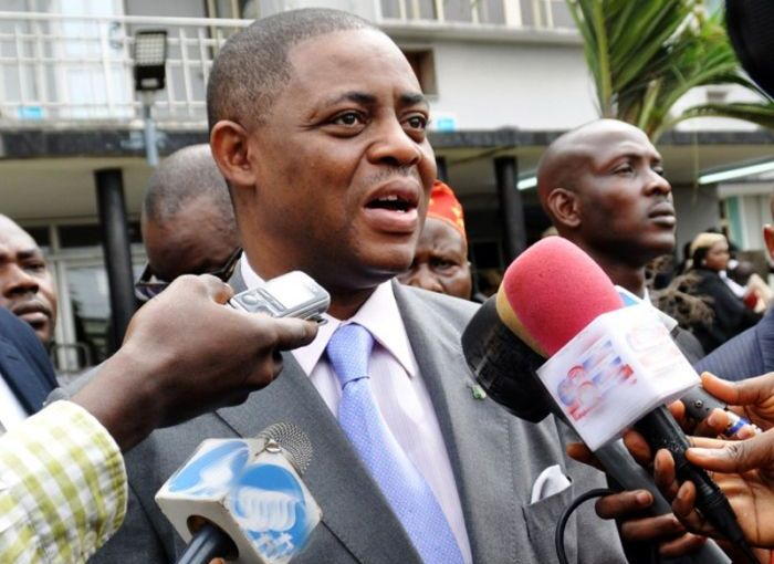 Femi Fani-Kayode, a former Aviation Minister, on Monday reacted to the bomb blast at Abachari area of Damboa Local Government Area of Borno State.