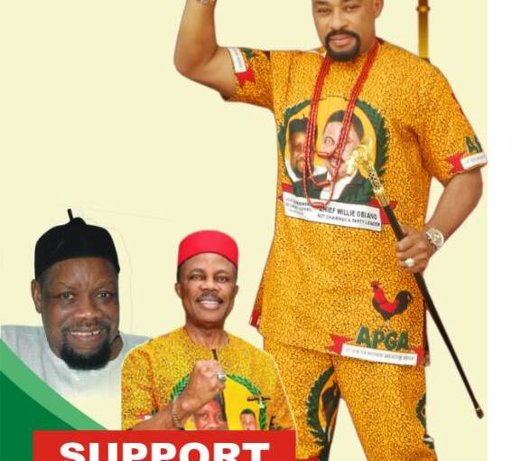 Bishop Lloyd Atabansi, Anambra state house of assembly aspirant, Dunukofia constituency, 2019