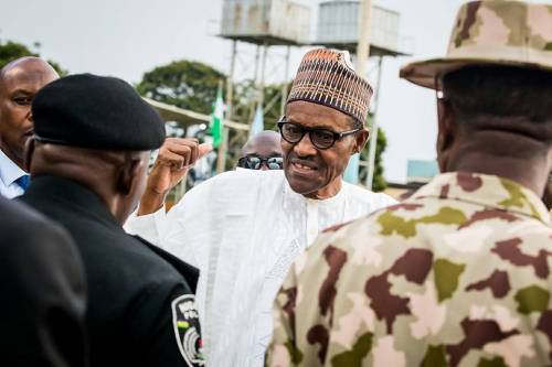 The Nigerian Cattle Herder Doesn't Carry Anything More Than A Stick, Buhari Says In Plateau