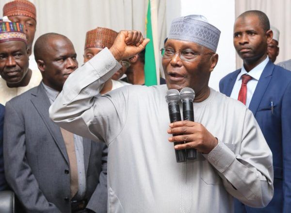 News Update :Mass Defection As Lawmakers, 8 Commissioners Dump APC To PDP As Atiku Declares For Presidency