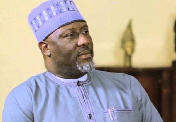 Breaking news :Senator Dino Melaye  representing Kogi West Senatorial District officially announced his return to PDP(Video of PDP is my home)