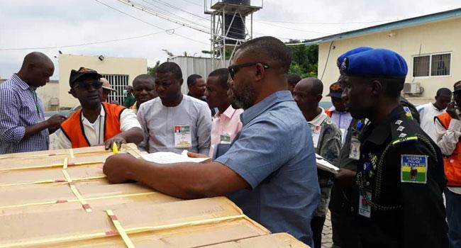 Ahead Of Ekiti Election On Saturday, INEC Begins Distribution Of SensitiveMaterials