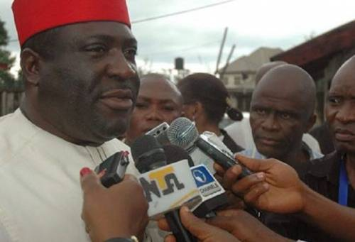 Breaking News:Court Stop Gov  Okorocha From Replacing Impeached Deputy Governor