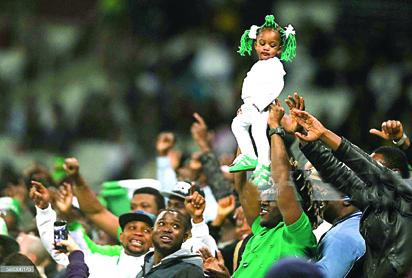 Nigerian fan seeks political asylum inRussia