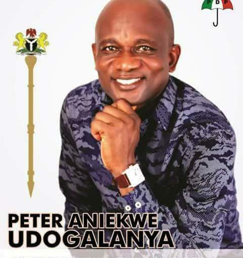 Divine Aspiration for Service; Chief Peter Aniekwe in Limelight-MykelOzzy