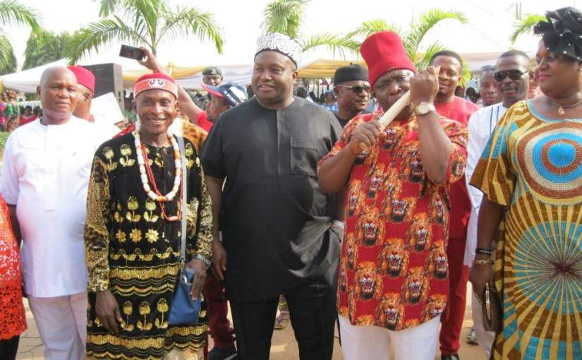 Chief Dr Ifeanyi Ubah: The Godfather of unfinished businesses-Lord Verbinski