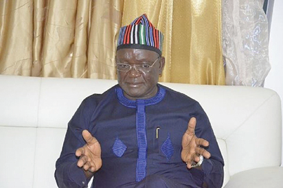 BREAKING NEWS : Benue Governor, Ortom officially dumps APC, joinsPDPa