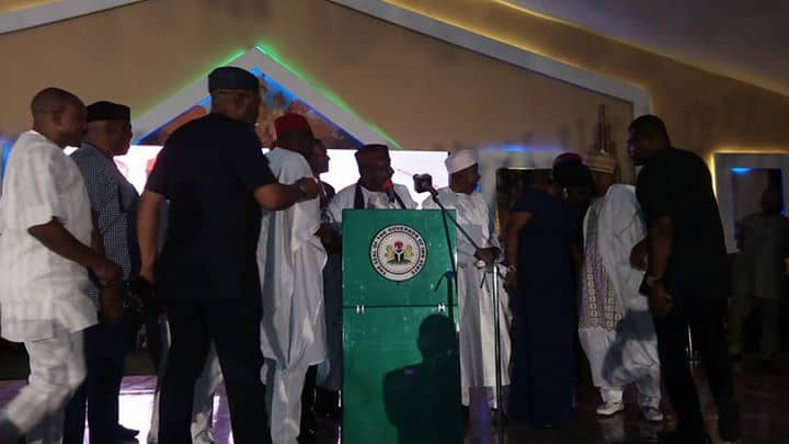 SUBJECT: IGBOS HAVE THE RIGHT TO LAY CLAIM TO THE RULERSHIP OF THE COUNTRY – PRESIDENT MUHAMMADU BUHARI(watchvideo)