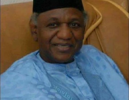 Breaking News :The Former Governor of Gombe State, Abubakar Habu Hashidu is dead