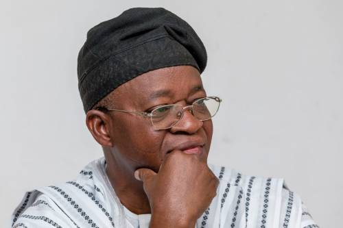 BREAKING NEWS : APC Chieftain,  Tinubu's Cousin Isiaka Oyetola Emerges APC Governorship Candidate In Osun
