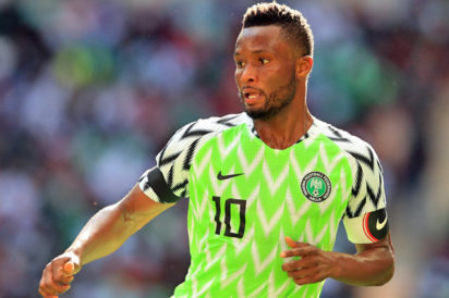 Breaking: Police rescue abducted Mikel Obi's father