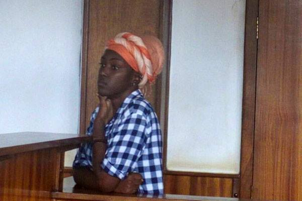 Over Sharing Video Of Herself Masturbating, University undergraduate remanded in prison
