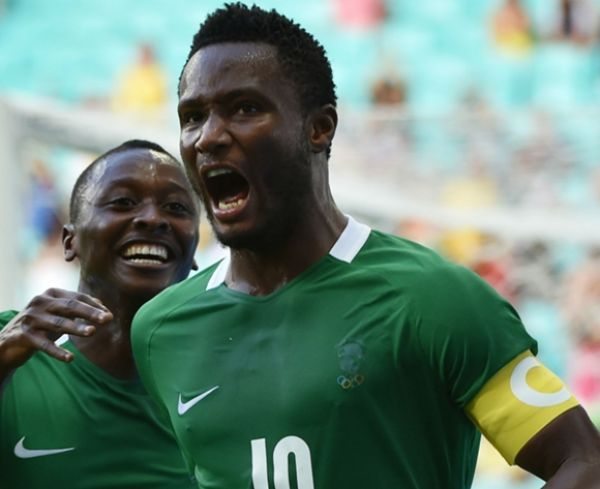 Nigerians lauded Mikel Nchekwube Obi for playing against Argentina despite father's kidnap