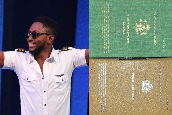 winner gets Pilot license Miracle, BBNaija 'Double Wahala' winner gets PilotLicense.