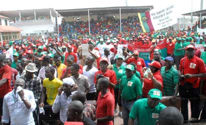 News Update : Okechukwu re-elected TUC Chairman in Anambra