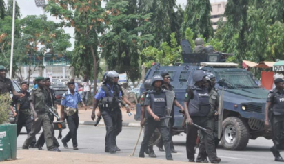 150 Cultist, Kidnappers  Nabbed By Nigeria Police At Executive, Lagos