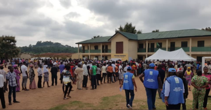 Breaking News :Ekiti election: Voting commences as European Union Appluads Process