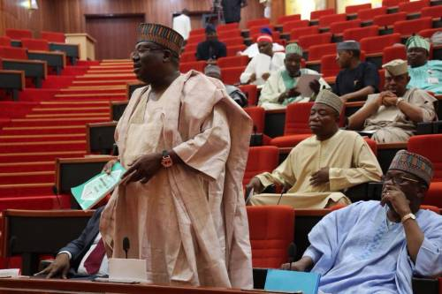 PDP 58 – 48 APC. How The Senate Stands After Tuesday's MassDefection