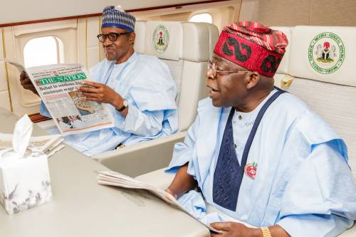 Galadima: Buhari Didn't Want Alliance With Tinubu… I Brought Them Together