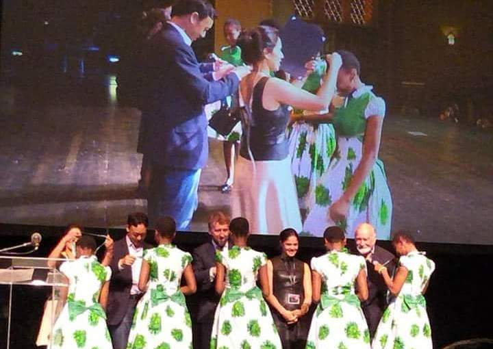 Anambra School Girls Win Gold in World Technovation Challenge in US-JamesEze(Pictures)