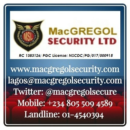 MacGREGOL Security Ltd-Bring  Services To Your Doorstep