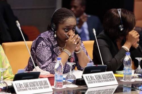 Breaking News:President Buhari Accept Kemi Adeosun ResignationLetter
