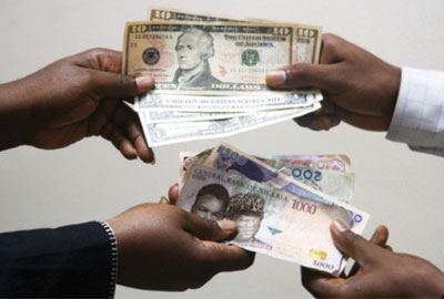 Naira Loose Value against Dollar In I&E