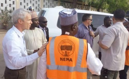 Boko Haram :NEMA Official Fear dead At Damasak, BornoState.