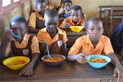 Corruption In  Highest   Order  As FG spends N49bn on school feedingprogramme