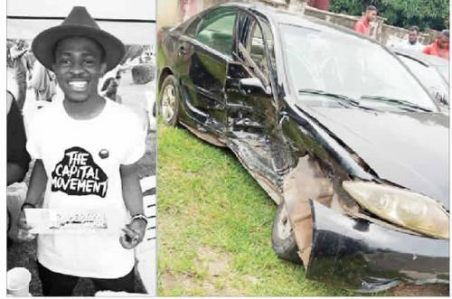 Sad News As NYSC  Member Passed on  In Abuja Crash, Friends Mourn And Laments