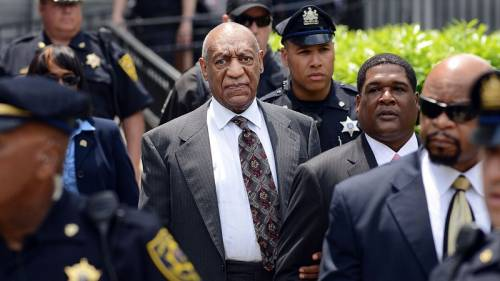 81-yr-old Bill Cosby Bagged 10 Years Imprisonment For Sexual Assault