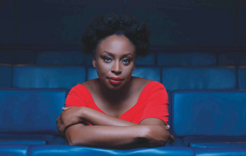 Chimamanda Ngozi Adiche :I Felt Sad  Seeing My Parents  Read The Negative  Comments Thrown At Me
