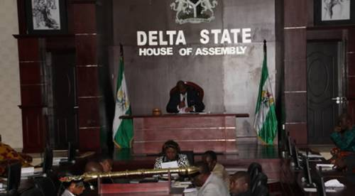 Delta Assembly Suspends Former Speaker Over Embezzlement