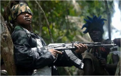Unknown Gunmen  kill policeman in Delta, Take away AK-47 rifles