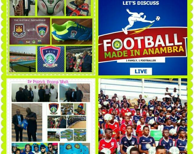 THE ERA OF A NEW Dawn OF ONE FAMILY, ONE FOOTBALL-BY HON  PRINCESS BIBIANA NWANKWO.(AdaApga)