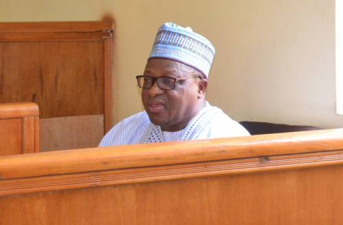 Joshua Dariye:His Supporters Bought APC  Nomination Form For Him, While He's At Prison