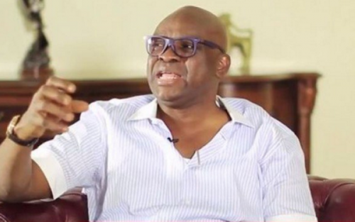 EFCC Sets Up Special Team To Probe Fayose