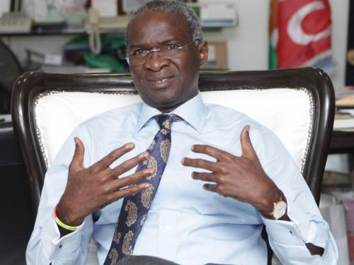 Vote For Buhari In 2019 And Presidency Will Return To You In 2023, Fashola Addresses  South-Westerners