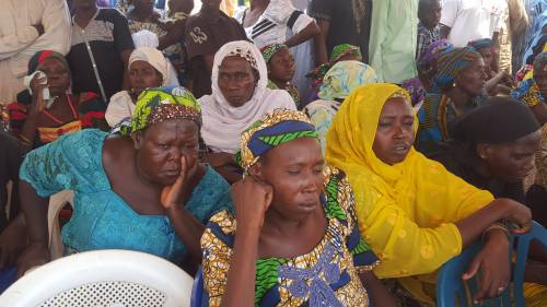 Chibok Parents:Eager To Hear From Buhari