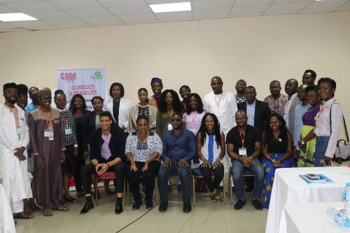 CODE Secures Media Commitment On Conflict And Fragility Project In Niger Delta