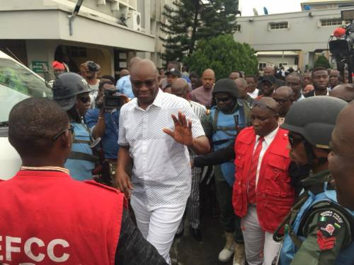 Breaking News: Court Grants Fayose N50m Bail