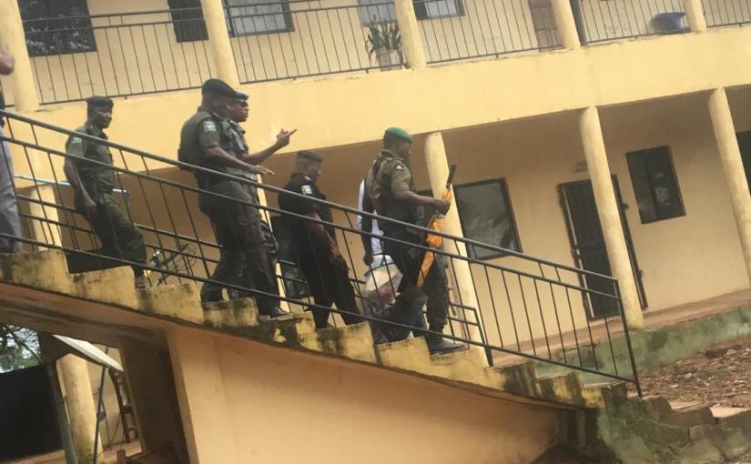 Police Arrested Fake EFCCFraudster