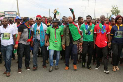 Ijaw Youth Tell Buhari To Cancel Army's 'Operation Crocodile Smile III'