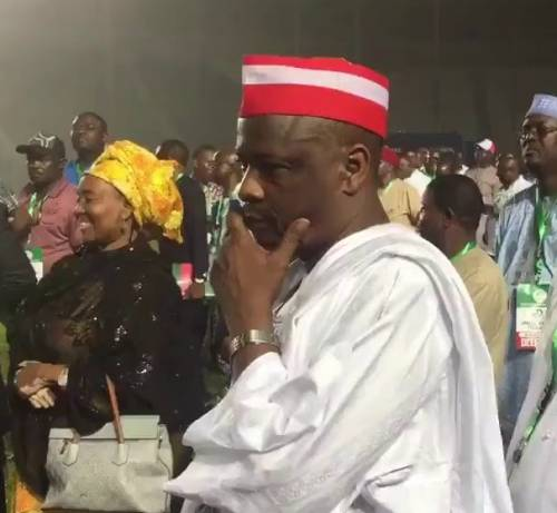 5,000 Kwankwaso Supporters Defected To APC, Accused  PDP 'Market' Was 'Unfavourable