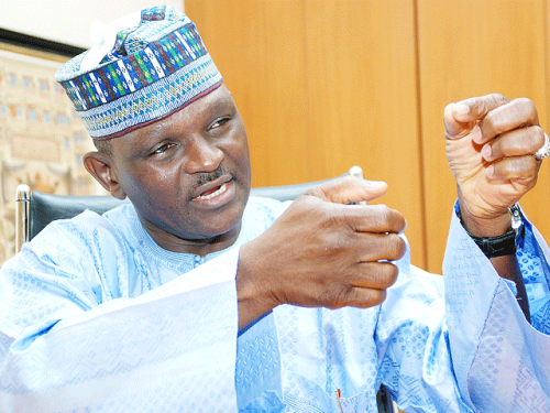 2019 Presidency: Al-Mustapha  Blasted Military For Failure To Submit Certificate
