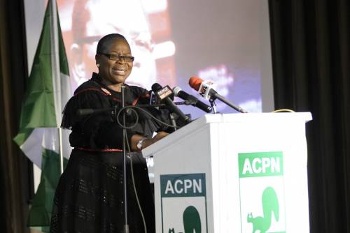 Ezekwesili: Buhari Fighting Corruption? 'Please, Please, Give Me A Break!'